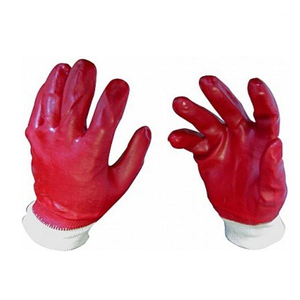 Перчатки Гранат МБС полный облив ПВХ