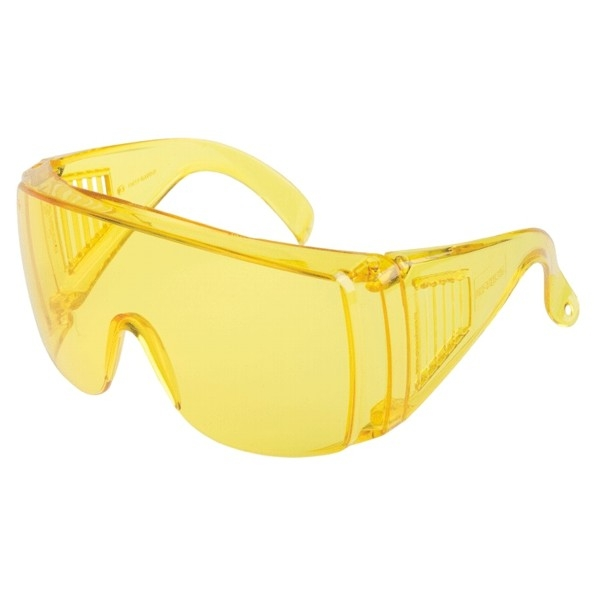 Очки открытые Люцерна, желтые