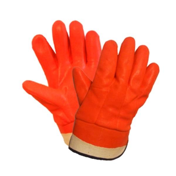 Перчатки Пламя МБС морозоустойчивые