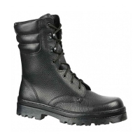 Ботинки ОМОН Хром ТЭП, Черный