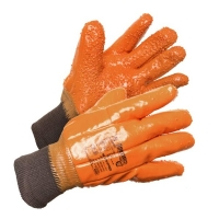Перчатки АМПАРО™ Арктика резинка с ПВХ