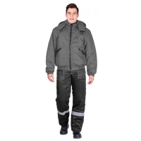 Куртка демисезонная Бомбер (тк.Дюспо)