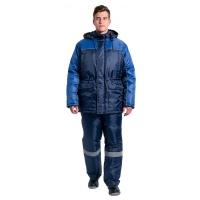 Куртка зимняя для инженера NEW (тк.Оксфорд)