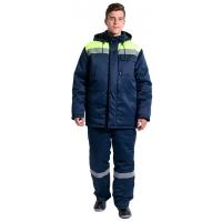 Куртка зимняя Эксперт-Люкс NEW (тк.Смесовая,210)